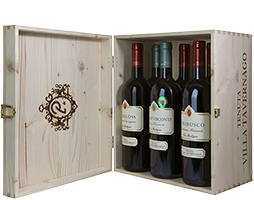 TIDONE Wood Box
