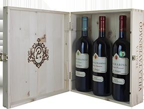 GERANIO Wood Box