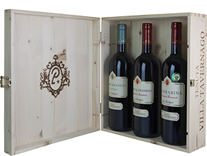 CAMELIA Wood Box