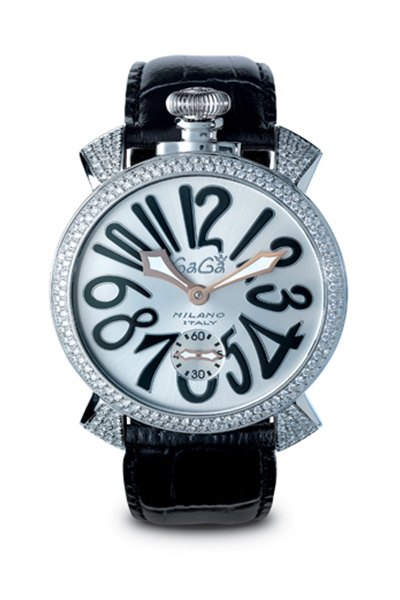 Manuale 48MM STEEL DIAMONDS - 5010 1D.07S