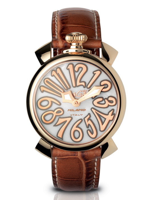 Manuale 40MM Gold Plated - 5021.2