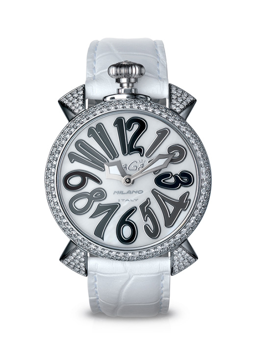 Manuale 40MM STEEL DIAMONDS - 5020 1 D5