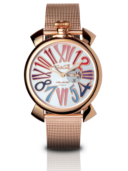 Slim 46MM Gold Plated - 5081.1