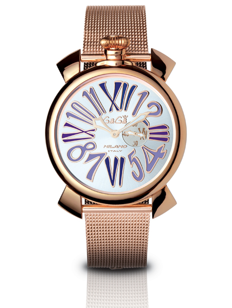Slim 46MM Gold Plated - 5081.3