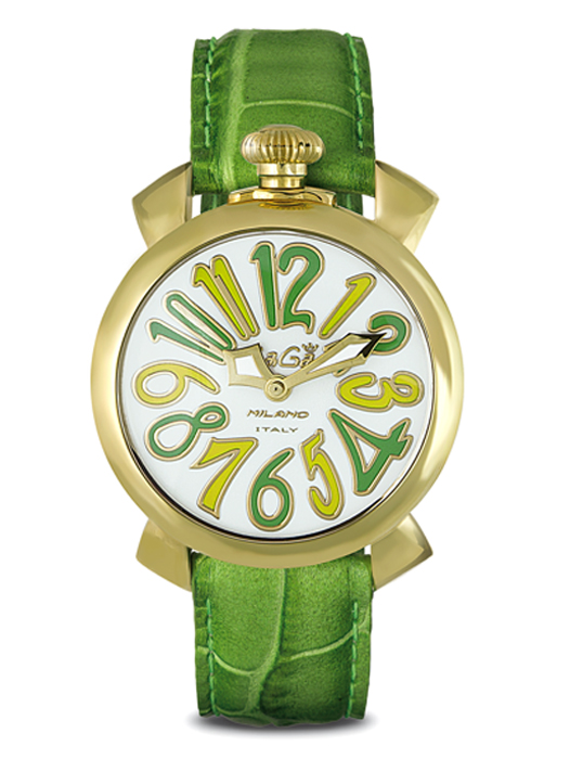 Manuale 40MM BRASIL EDITION - 5023.LE.B