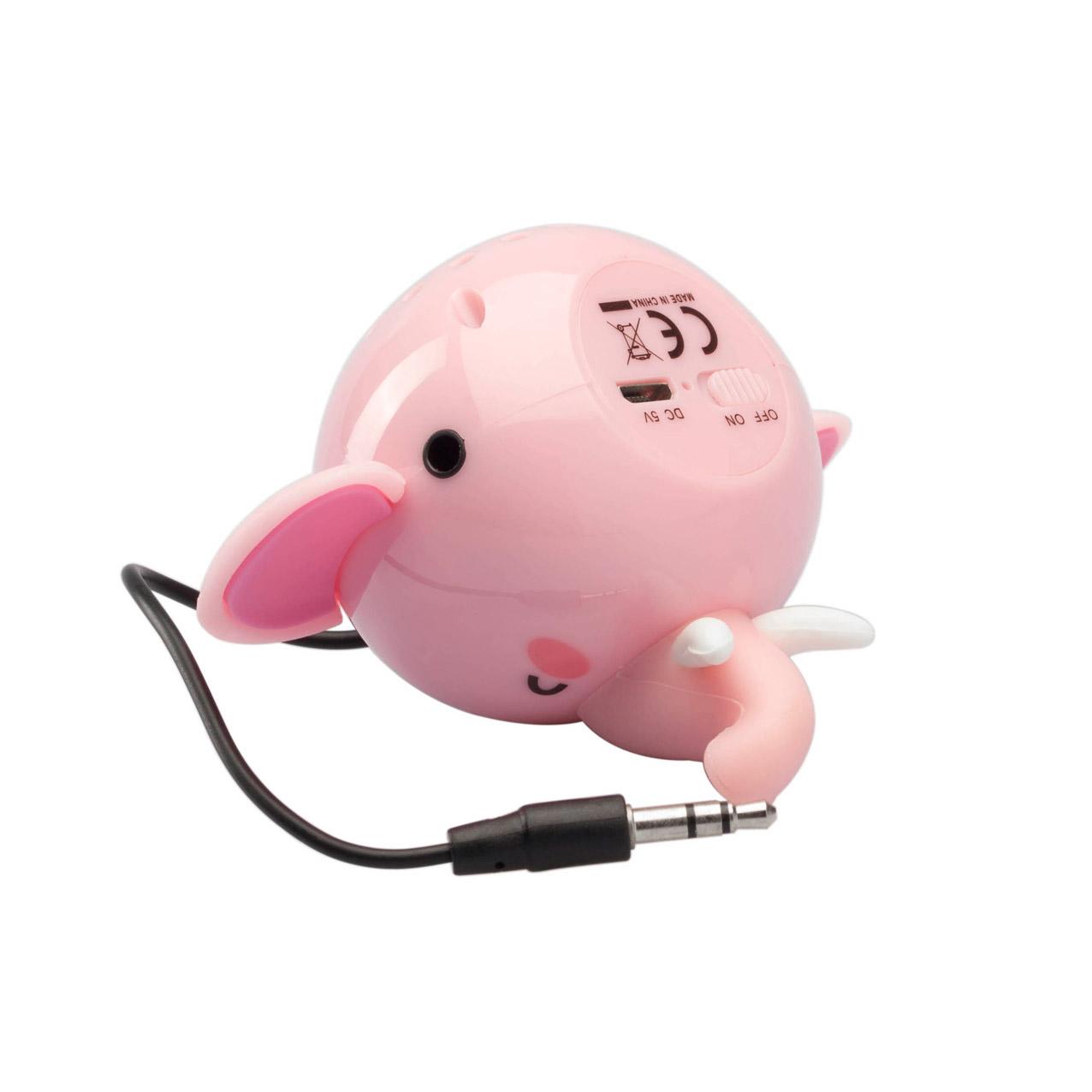Mini Speaker altoparlante portatile - elefantino_2