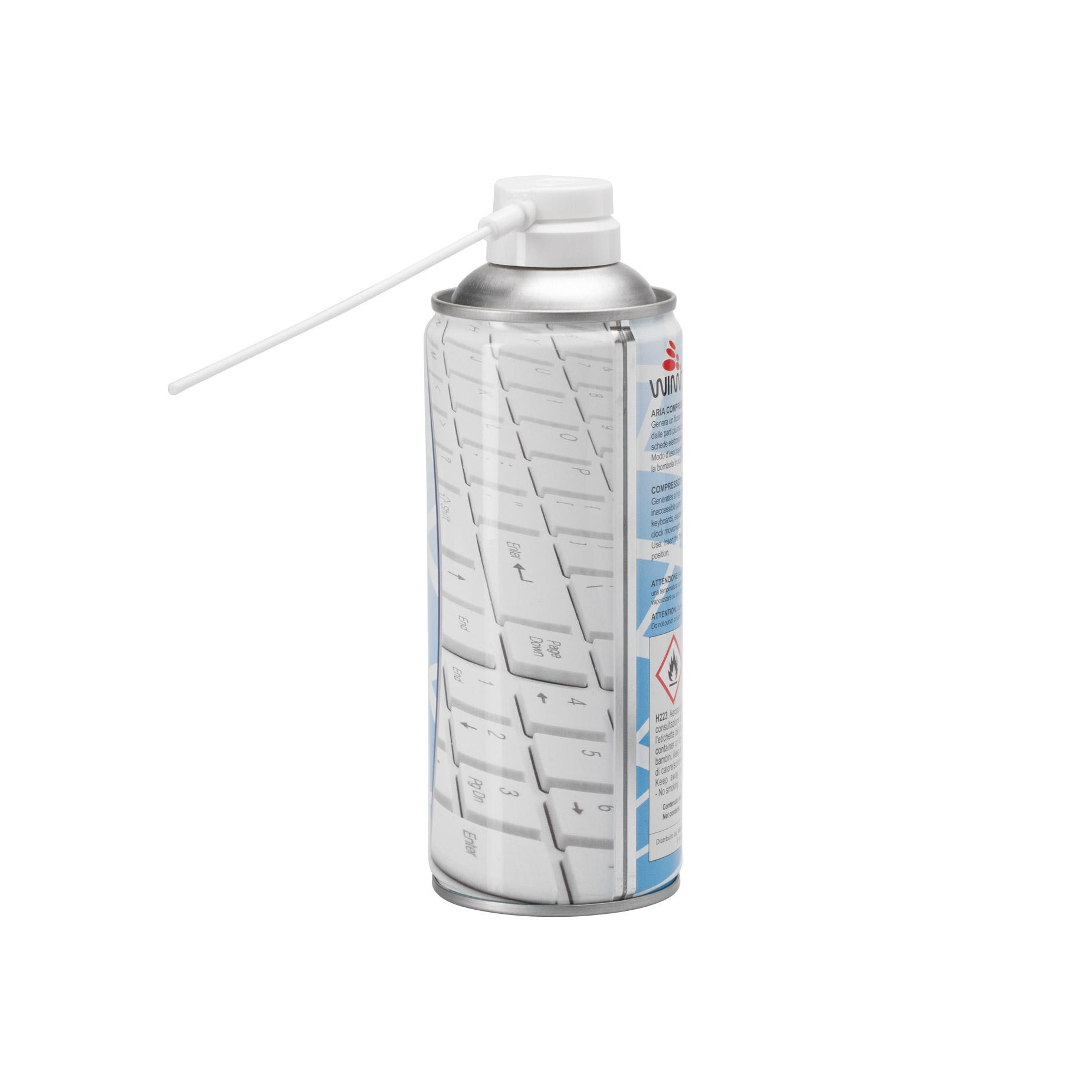 Aria spray pulizia schermo 400ml_1