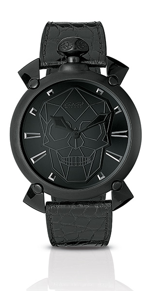 Bionic Skull Automatic 45mm - 6012.01 S