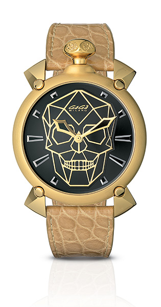 Bionic Skull Automatic 45mm - 6014.01 S