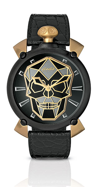 Bionic Skull Automatic 45mm - 6314.01 S