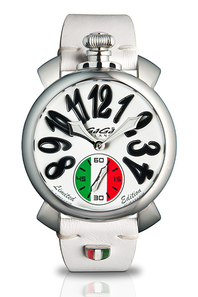 MANUALE 48MM SPECIAL EDITION - 5010LE IT 02