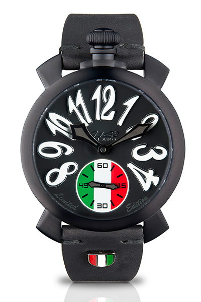 MANUALE 48MM SPECIAL EDITION - 5012LE IT 02