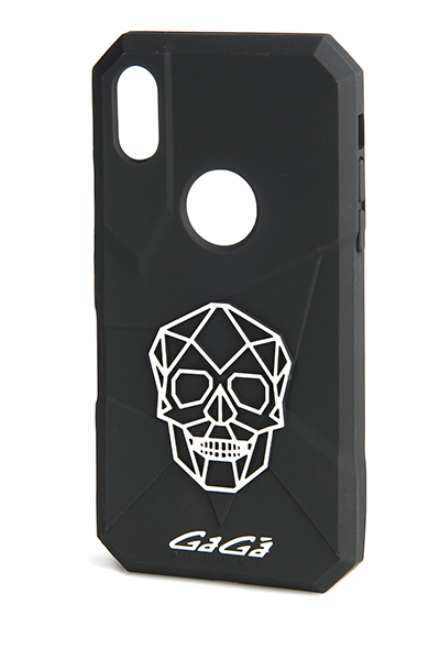 iPhone X Cover Black - cover nera